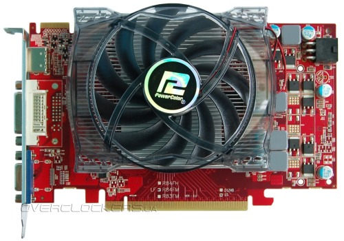 PowerColor HD5750 1GB GDDR5 (AX5750 1GBD5-H)