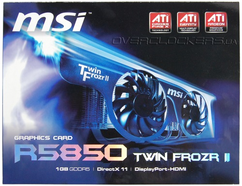 MSI R5850 Twin Frozr II