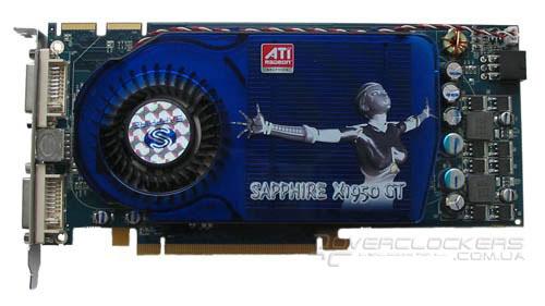 AMD Radeon X1950 GT Graphics XP