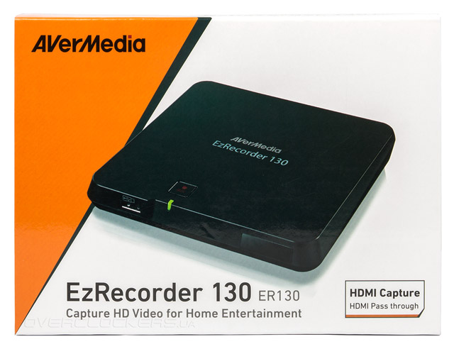 AVerMedia EzRecorder 130