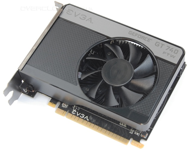 EVGA GeForce GT 740 FTW