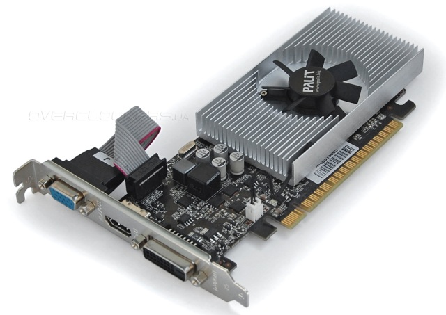 Palit GeForce GT 740 2048MB DDR3