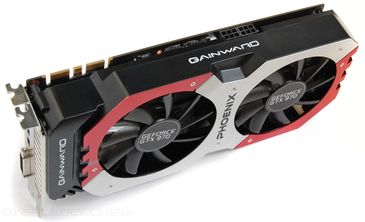 Gainward GeForce GTX 970 Phoenix