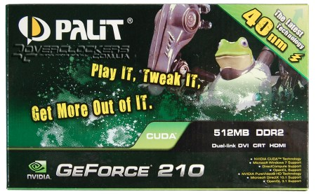 Palit GeForce 210