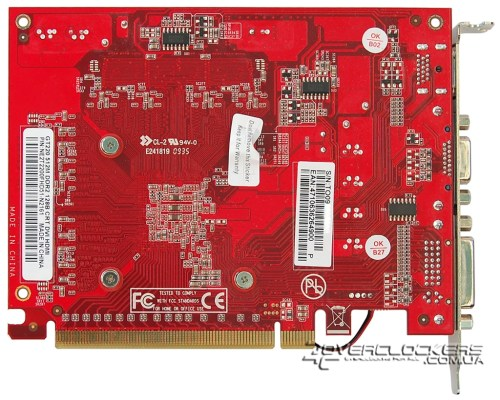 Palit GeForce GT 220 512MB DDR2