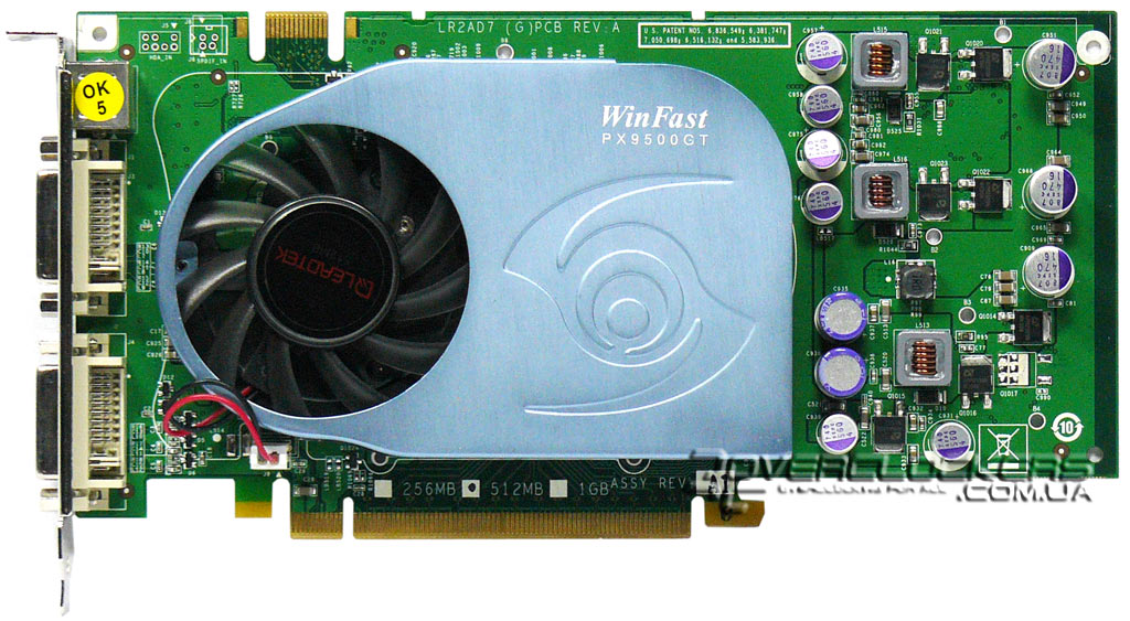 WINFAST PX9500 GT DRIVERS DOWNLOAD FREE