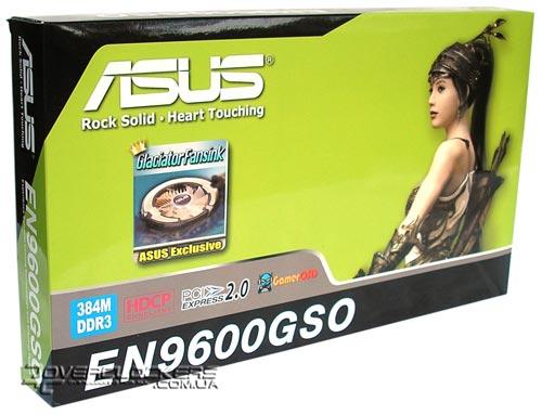 ASUS EN9600GSO/HTDP/384M