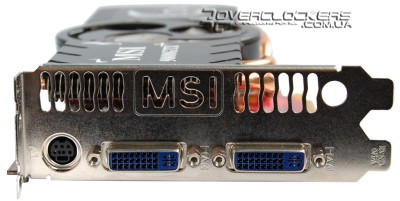 Видеокарта Geforce 9800 GTX+ MSI