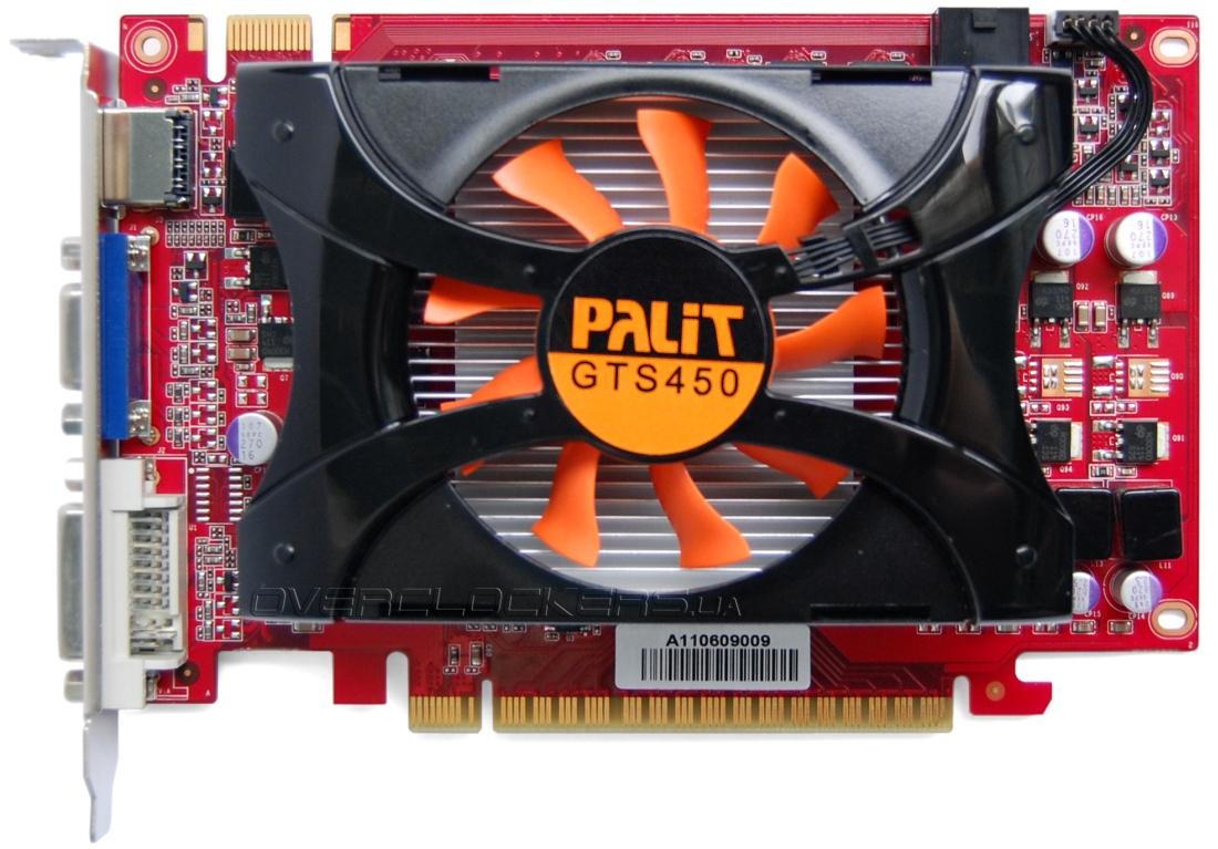 скачать драйвера для видеокарты gts 450 palit
