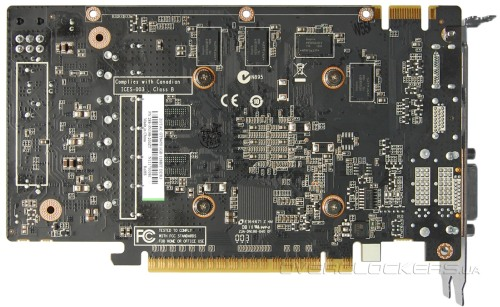 Zotac GeForce GTS 450 (ZT-40506-10L)