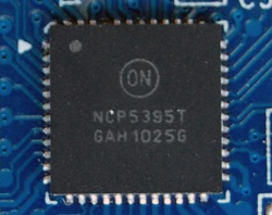 ON Semiconductor NCP5395T
