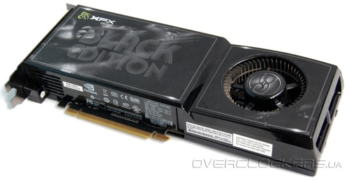 XFX GF GTX260 666M 896MB DDR3 Black