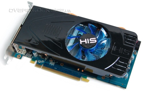 HIS HD 5770 Fan 1GB (H577FK1GD)