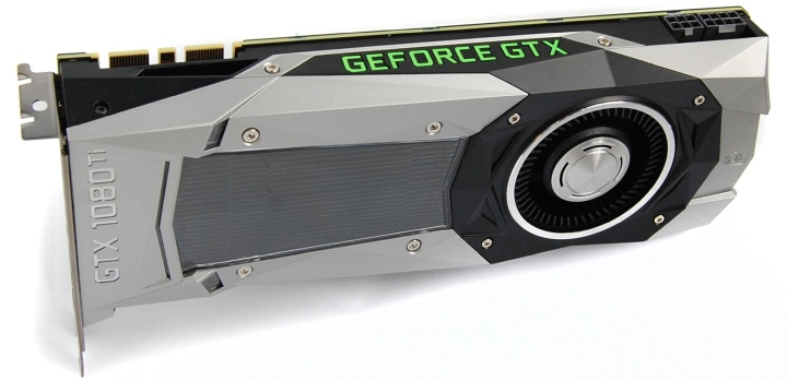 GeForce GTX 1080 Ti Founders Edition