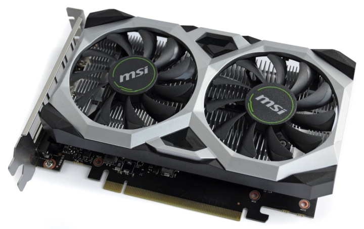 GeForce GTX 1650 против всех