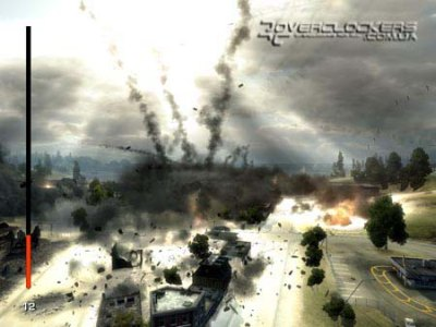 Тестирование GeForce GTX 280 и GeForce 9800 GX2 в Тестирование GeForce GTX 280 и GeForce 9800 GX2 в World in Conflict DX10