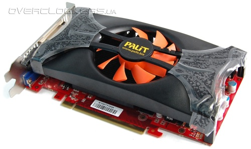Palit GeForce GTX 460 Sonic