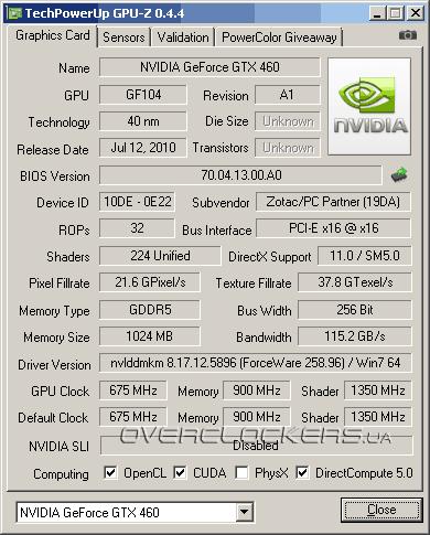 Nvidia Geforce Gtx 460 драйвер скачать Windows 7 64 - фото 4