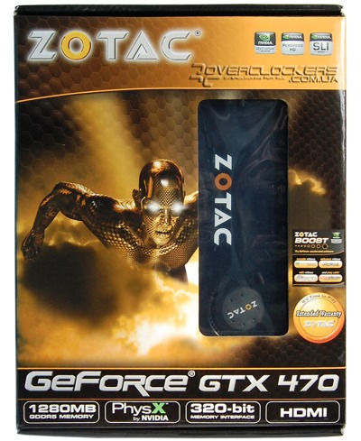 Zotac GeForce GTX 470 (ZT-40201-10P)