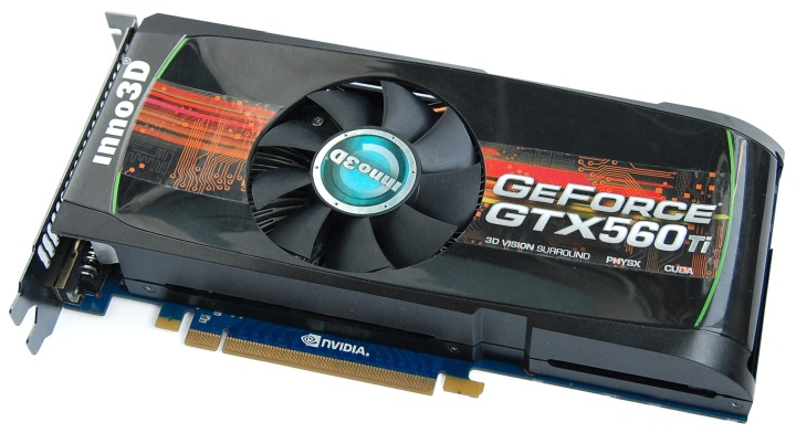 Inno3D GeForce GTX 560 Ti