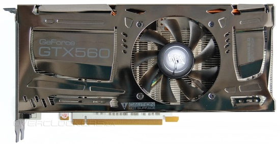 KFA2 GeForce GTX 560 Ti LTD OC (SOC White Edition)