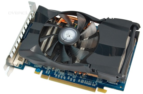 KFA2 GeForce GTX 560 Ti (Slim)