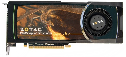 Zotac GeForce GTX 570 AMP! Edition (ZT-50202-10P)