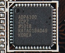 ON Semiconductor ADP4100
