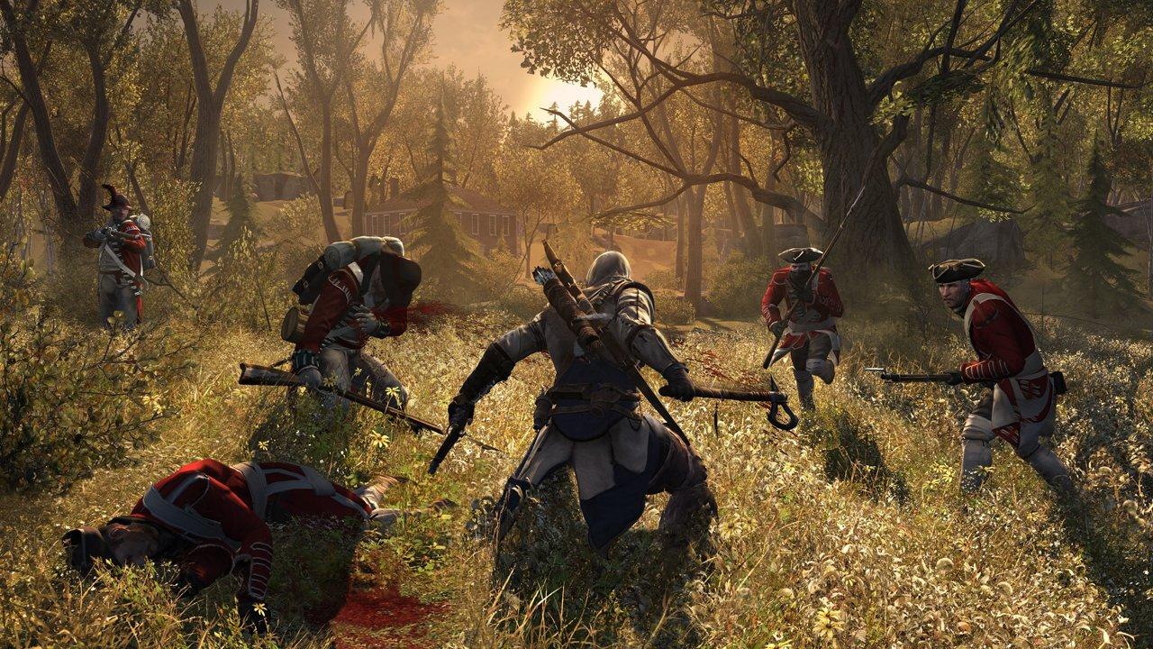 Assassins Creed 3 - FULL - RETAIL - MULTI8 - CRACK. assassin s creed