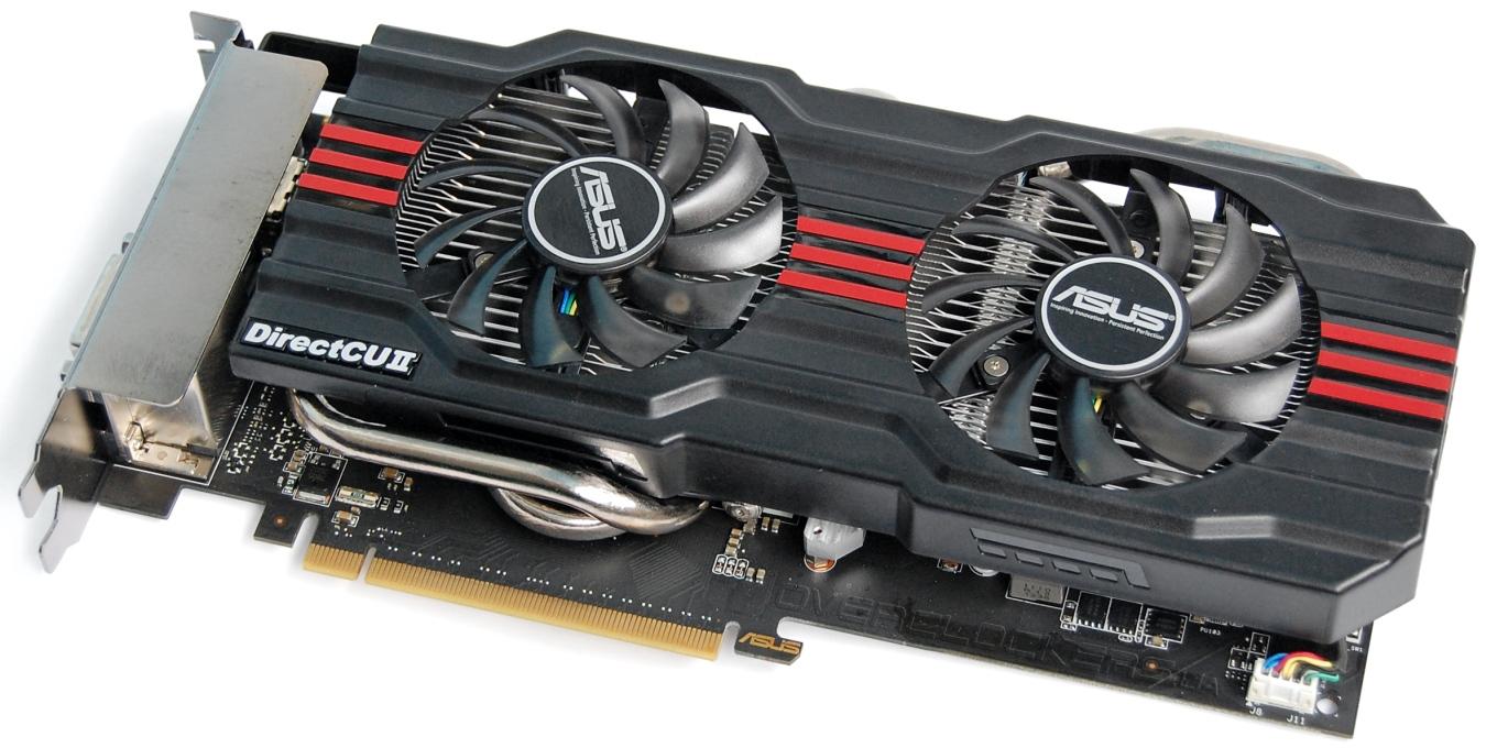 Asus GeForce GTX660 TI-DC2O-2GD5 Drivers (2019)