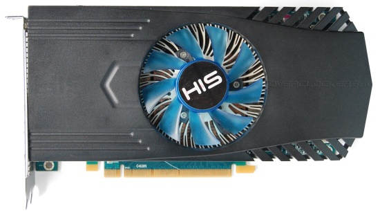HIS 7850 Fan 2GB GDDR5