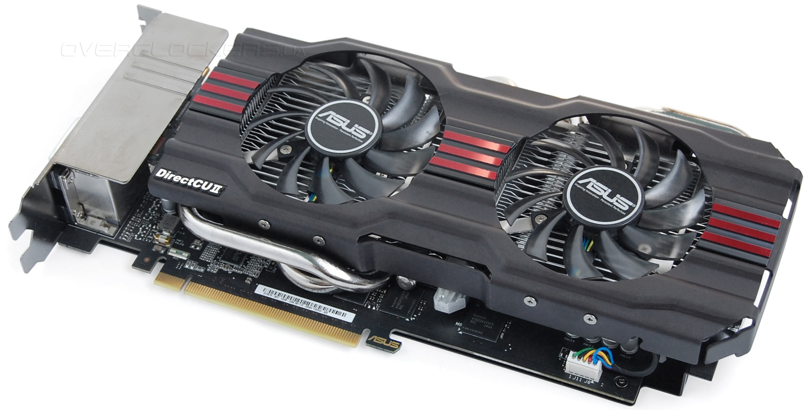 ASUS GTX670-DC2-2GD5 NVIDIA Graphics Update