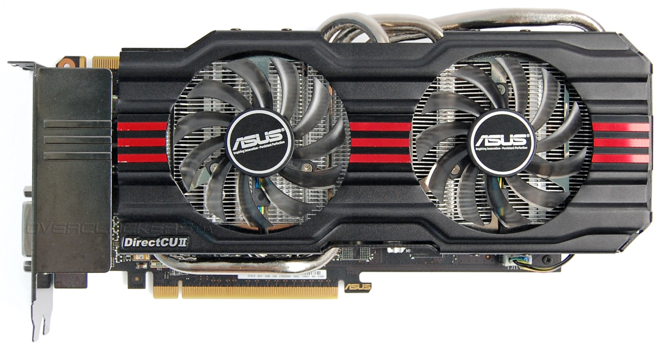 ASUS GTX670-DC2T-2GD5 Graphics Card Windows 7 64-BIT