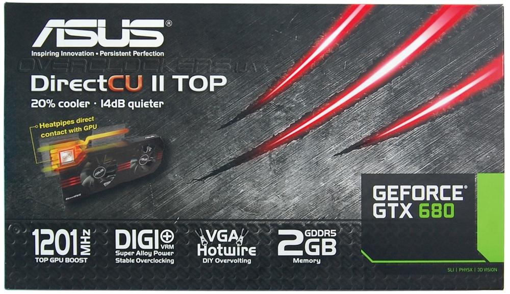 ASUS GTX680-DC2T-2GD5 NVIDIA Graphics Driver Download