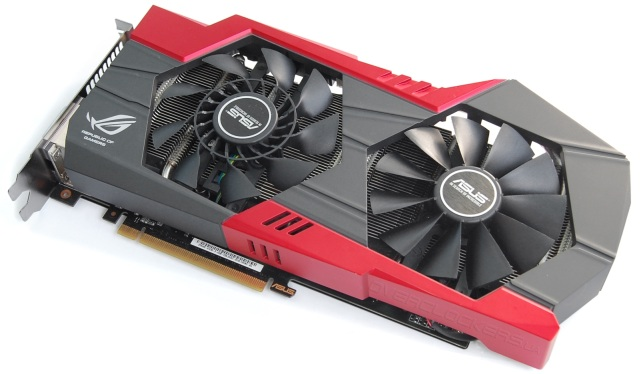 ASUS STRIKER-GTX760-P-4GD5