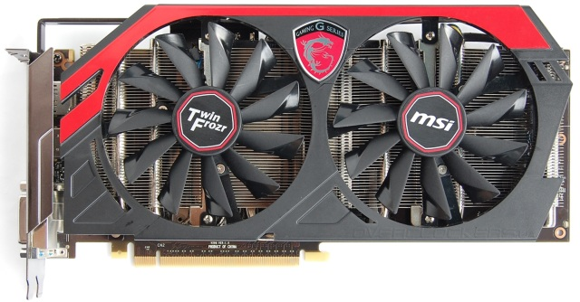 MSI N780 TF 3GD5/OC
