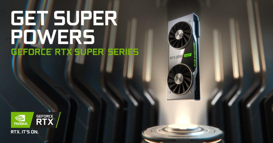 Слух: в следующем году выйдут GeForce RTX 3000 Super и GeForce RTX 4000