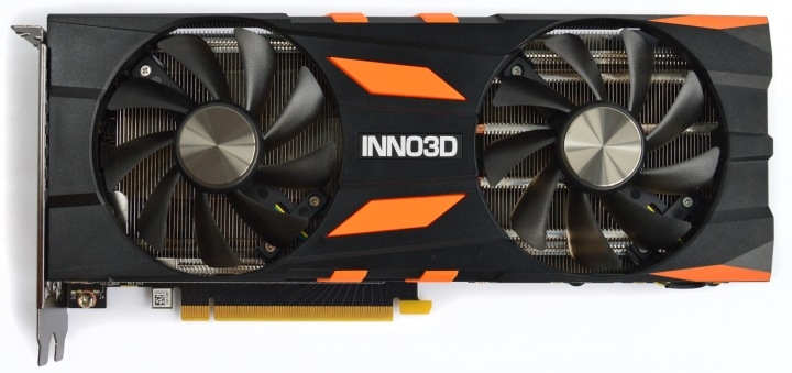 Inno3D GeForce RTX 2070 Gaming OC X2