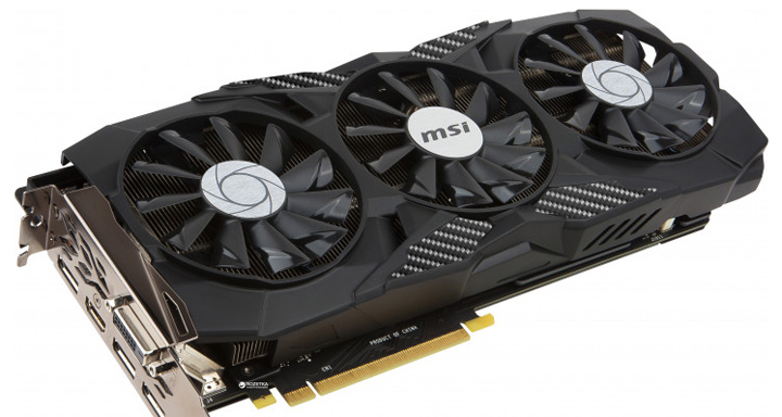 Colorful GeForce GTX 1080 Ti — видеокарта с ЖК-дисплеем