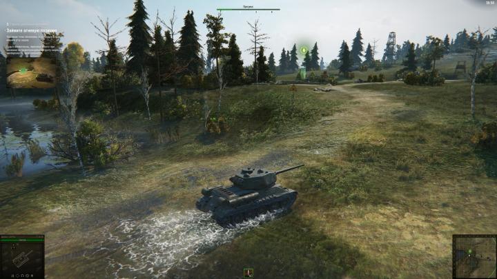танки против видеокарт тестирование производительности в Armored