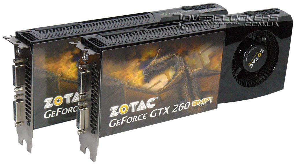 Фото: 1 видеокарта nvidia geforce gtx 260